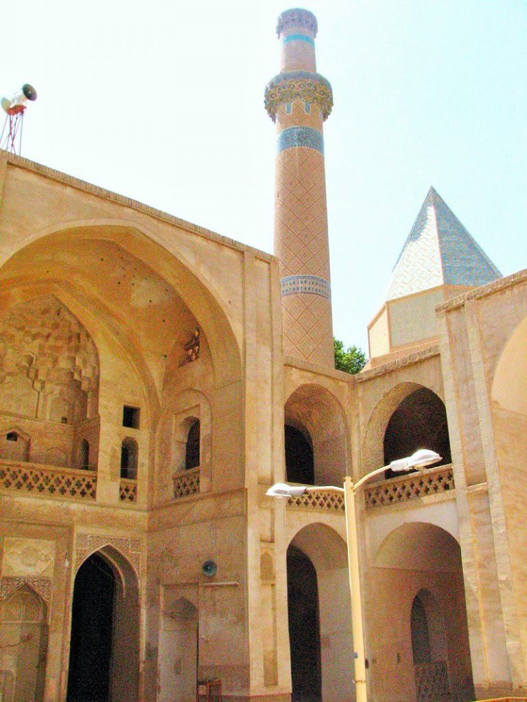 Natanz Tourist Attractions: Friday Mosque