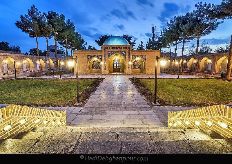 Historical Attractions: Molla Hadi Sabzevari
