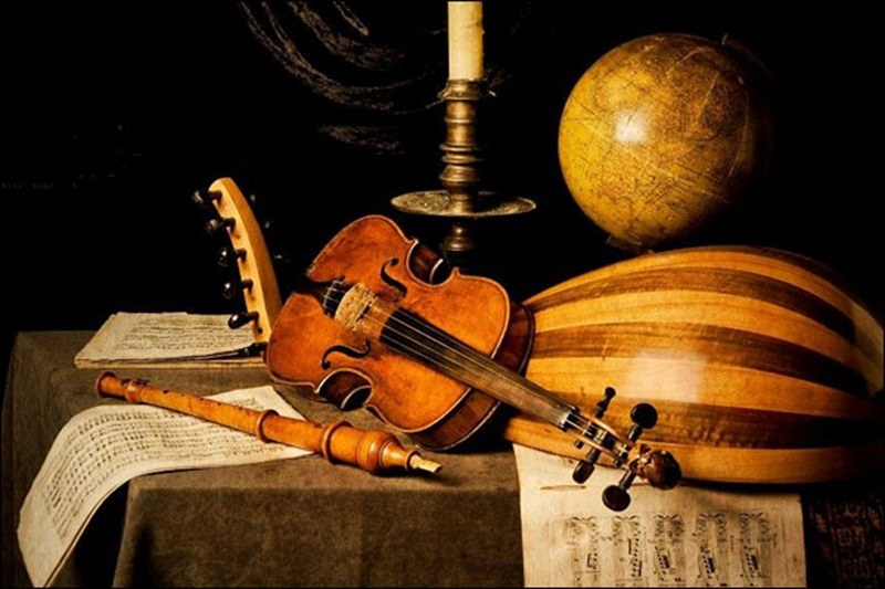 Traditional Instruments of Iranian Music
