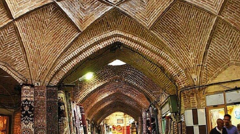 Hamedan Tourist Attractions: Traditional Bazaar