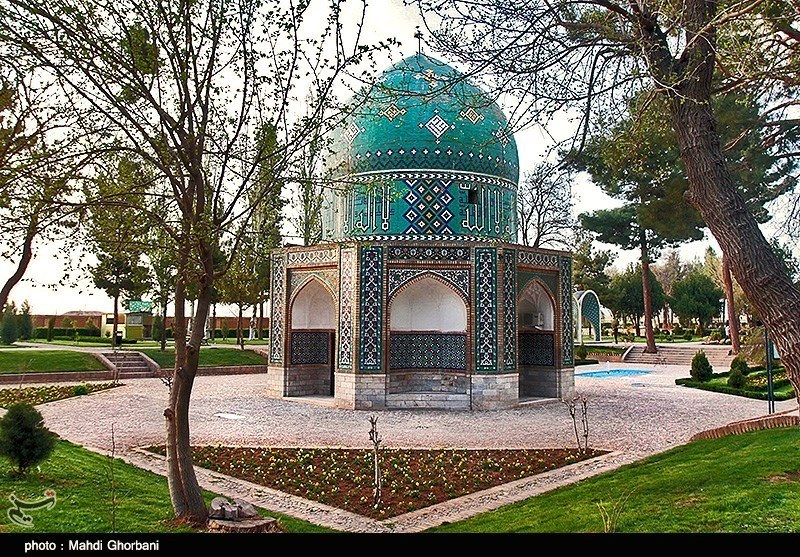 Neyshabur Tourist Attractions: Mausoleum of Sheikh Attar