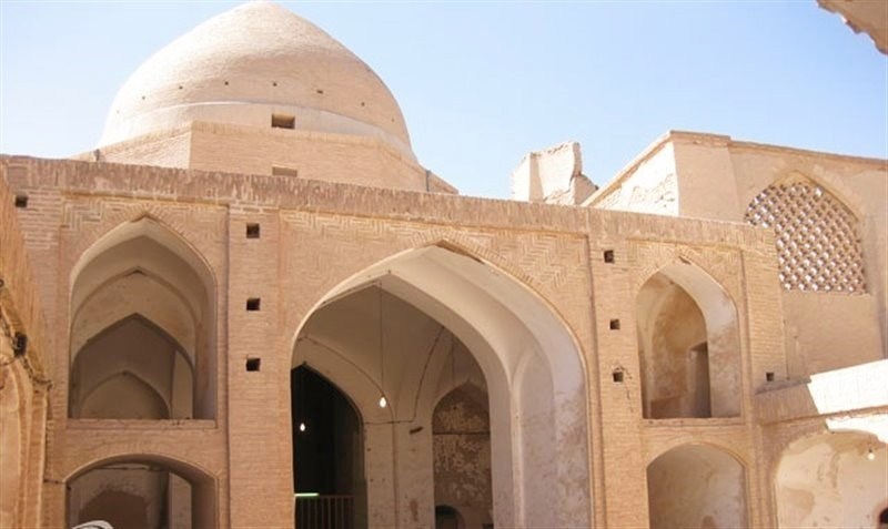 Naein Historical Attraction: Baba Abdollah Mosque