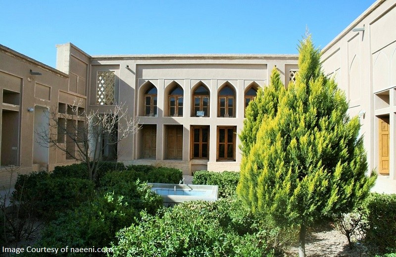 Emami Traditional House, Naein Tourist Attractions