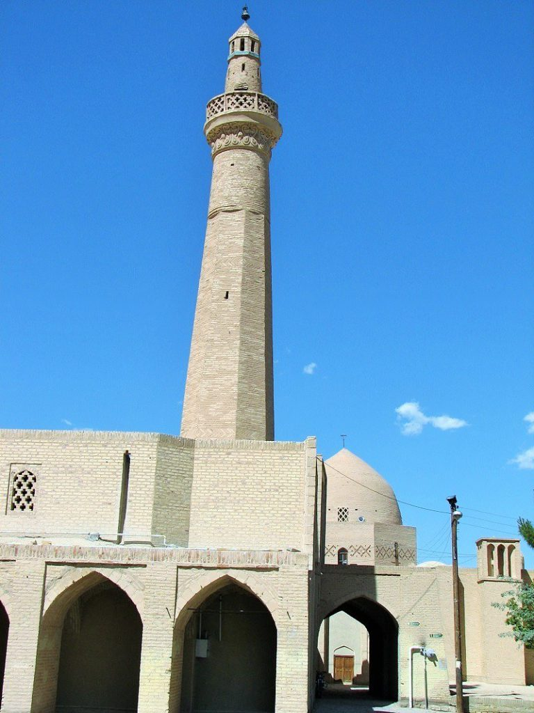 Naein Historical Attractions:  Friday Mosque of Nain