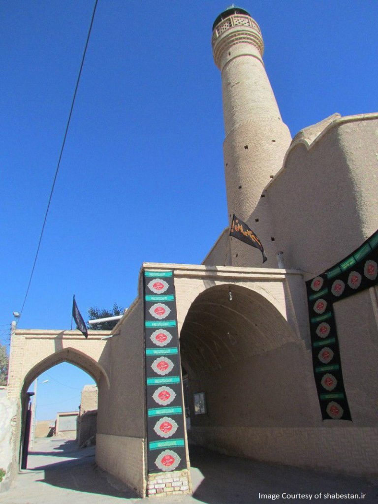 Naein Tourist Attractions: Bafran Friday Mosque
