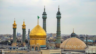 Qom Tourist Attractions - Holy Shrine