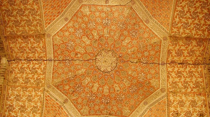Zanjan Tourist Attractions: Soltaniyeh Dome Details
