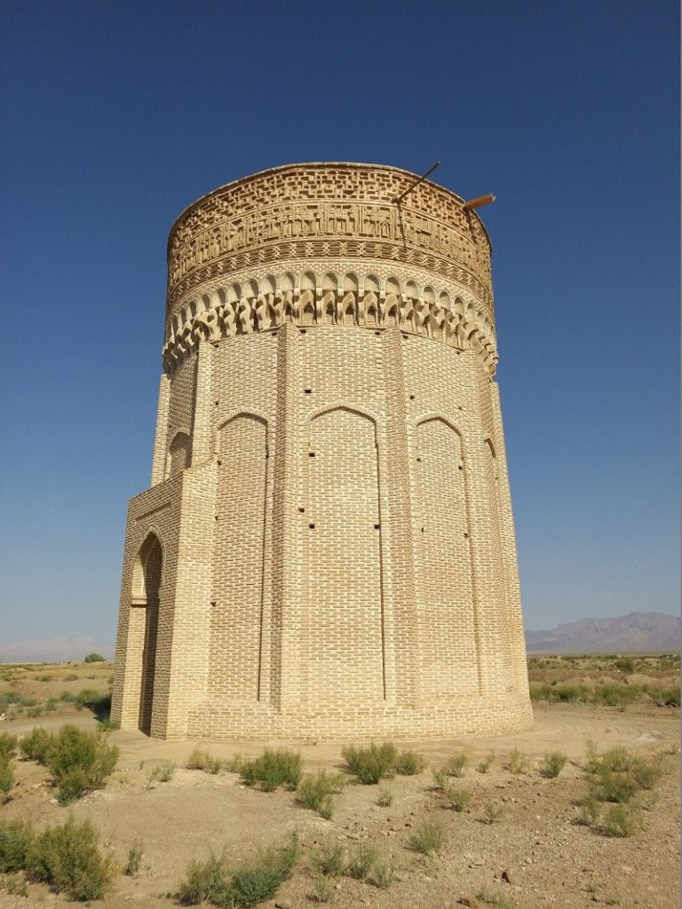 Damghan Historical Attractions: Tughrul Tower