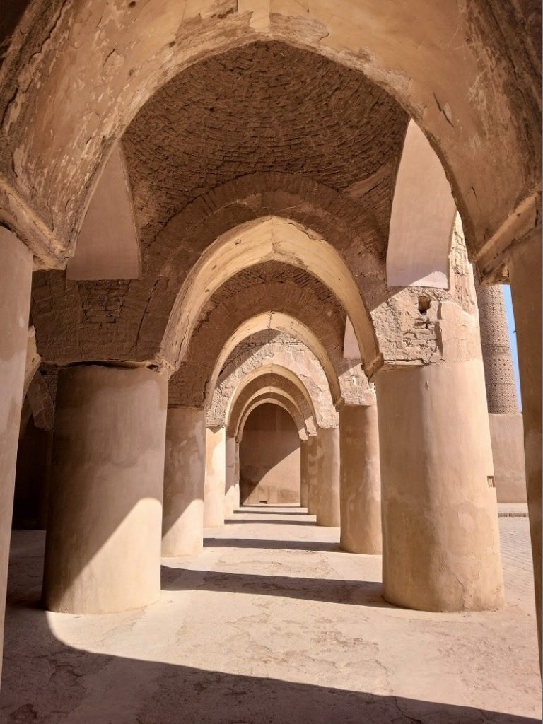 Damghan Tourist Attractions - Tarikhaneh Mosque