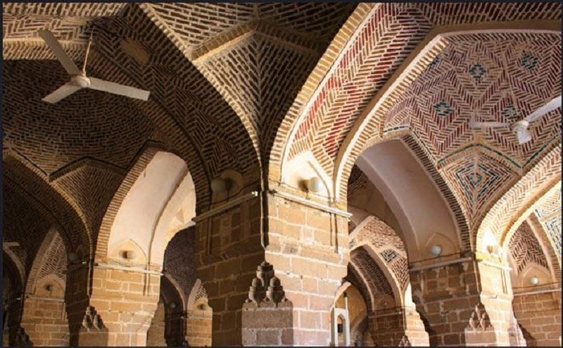 Dezful Historical Attractions: Jame / Friday Mosque