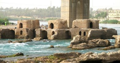Dezful Tourist Attractions: Watermills