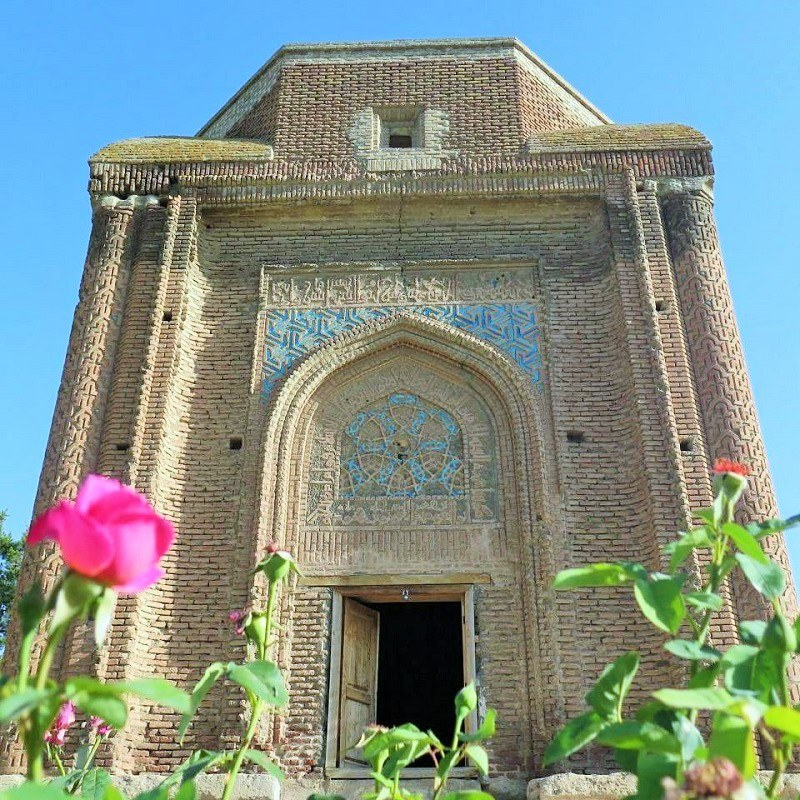 Maragheh Historical Attractions: Blue Dome