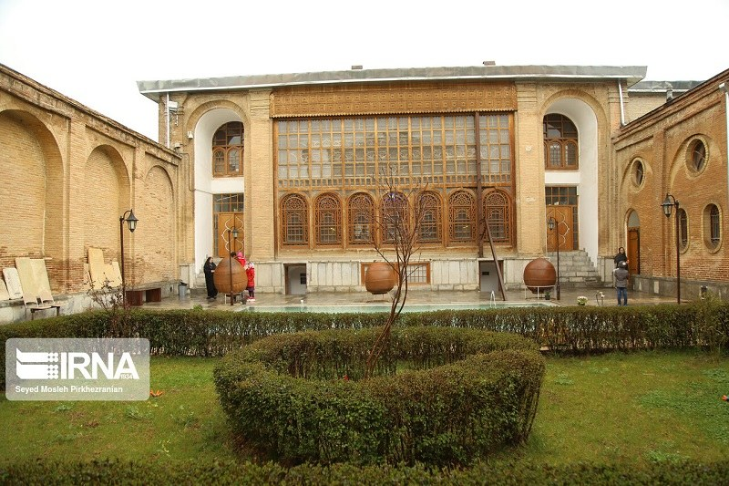 Sanandaj Historical Attractions: Habibi Mansion