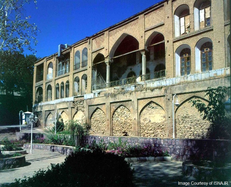 Sanandaj Historical Attractions: Vakil ol-Molk Mansion