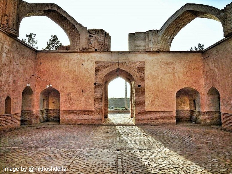 Semnan Historical Attractions: Tomb of Sheikh Ala-ol Dowleh