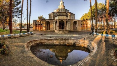 Birjand Historical Attractions: Kolah Farangi Mansion