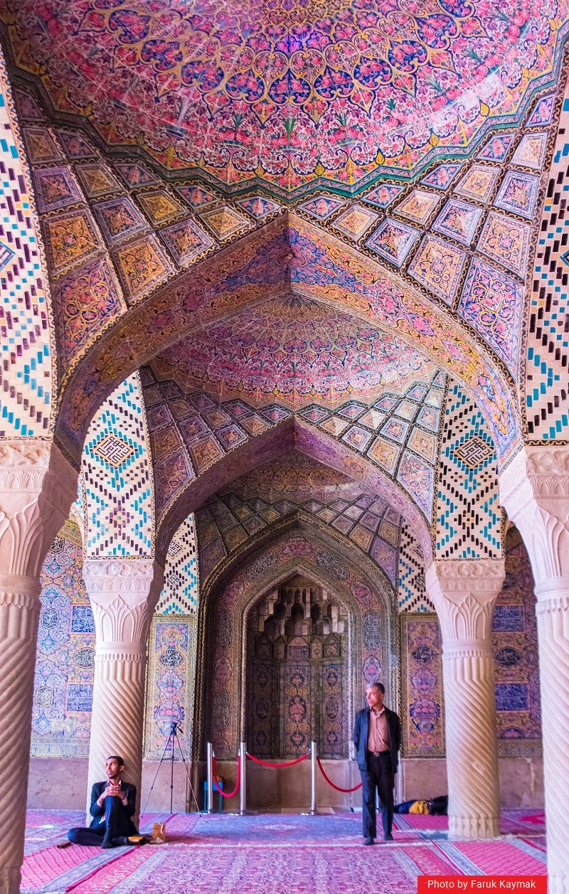 Travel to Iran by Etihad or Noon Promo Codes