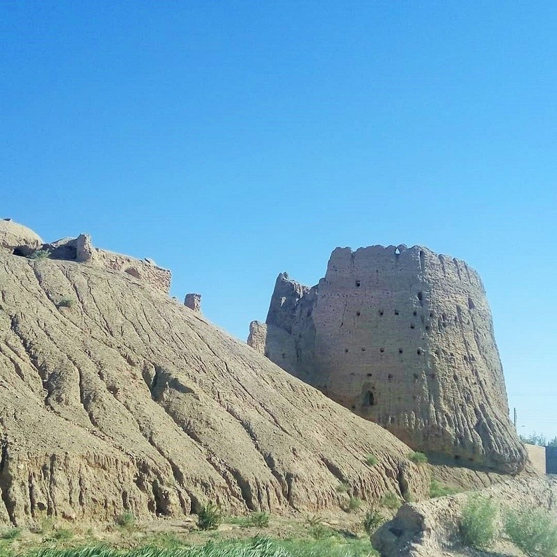 Tabas Historical Attractions: Masina Castle