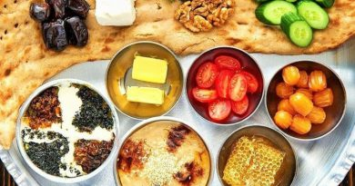 Iran Culinary Tourism on Iran Tours List