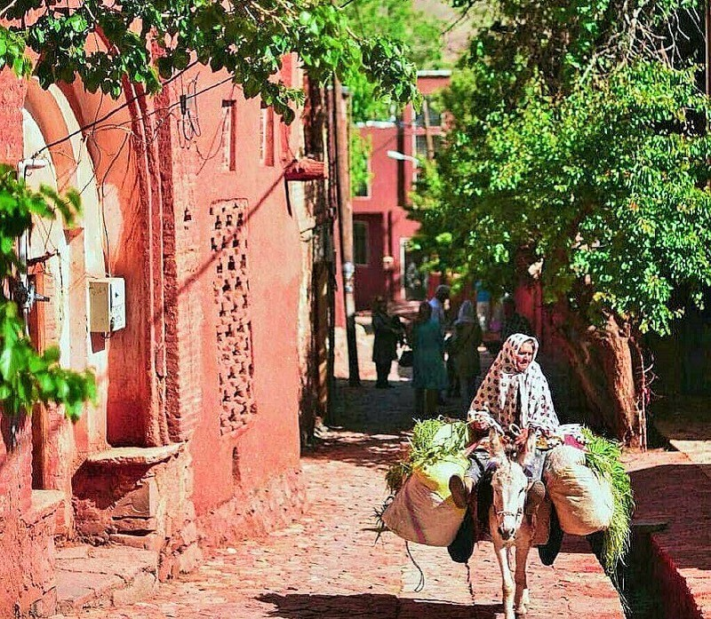 Rural Tourism in Iran: Abyaneh Village in Esfahan Province