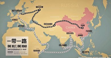 Iran on the Ancient Trade Corridor of the Silk Road