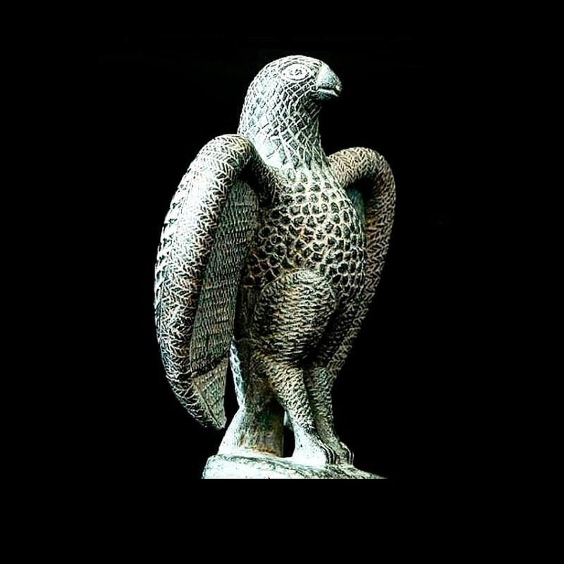 Jiroft Historical Attractions: Stone Eagle