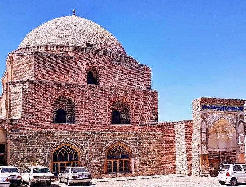 Urmia Historical Attractions: Friday Mosque