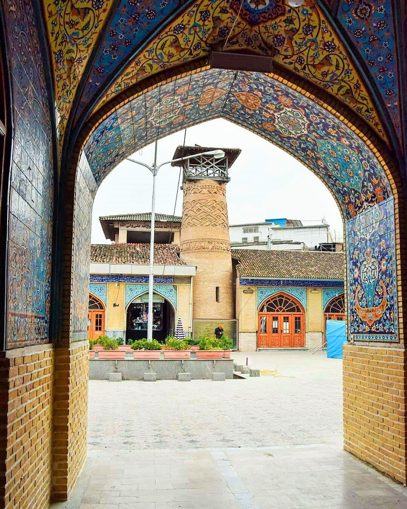 Gorgan Historical Attractions: Jame Mosque