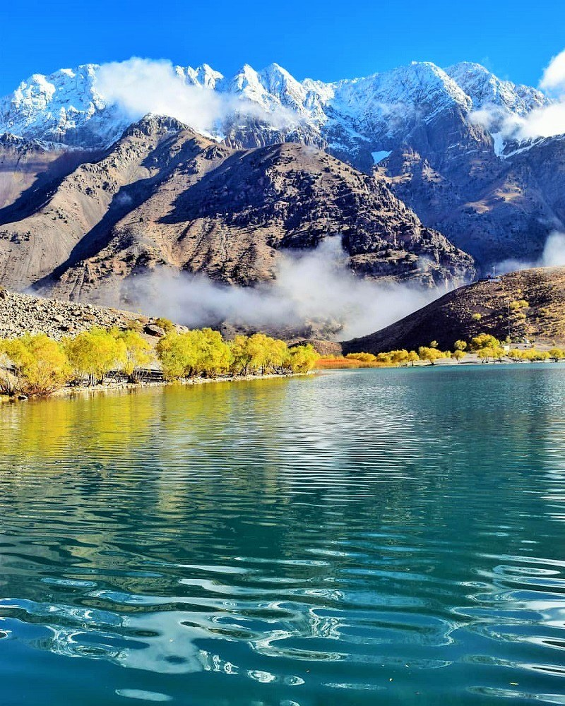 Khorramabad Natural Attractions: Gohar Lake