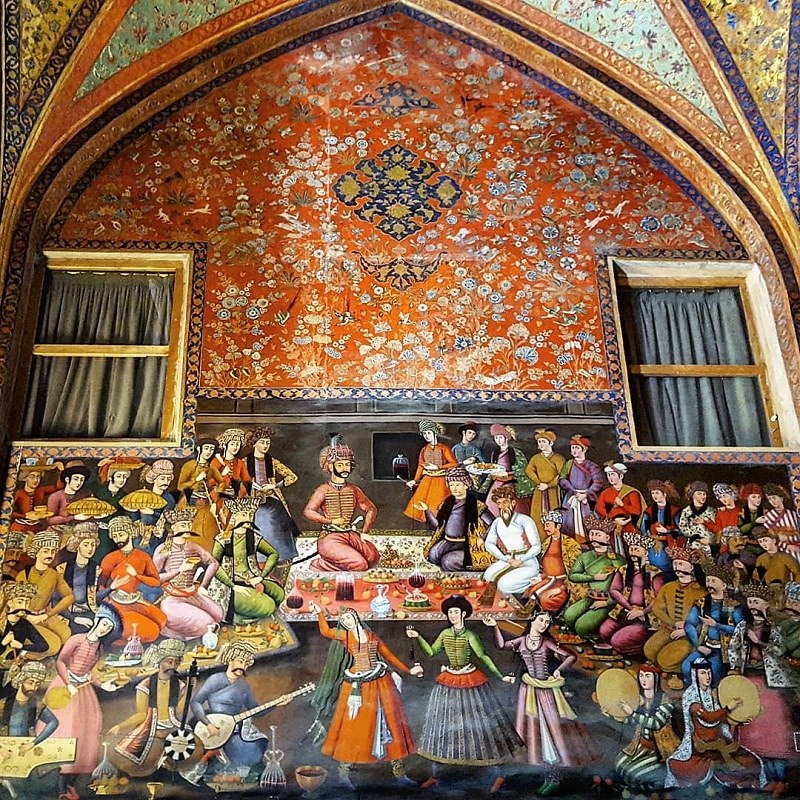 Tangible Cultural Heritage Tourism in Iran